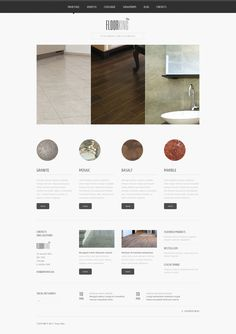 Joomla Template , Grid Interior Design