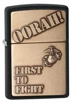 Zippo Choice U.S. Marine Corps Windproof Lighter 28368