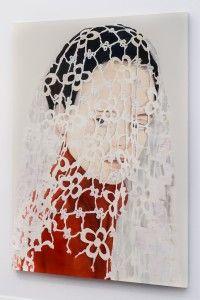 ©Katinka Lampe. Art Paris Art Fair, 2016. Galerie Les Filles Du Calvaire.