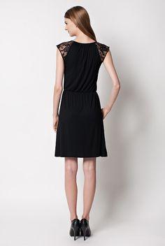 Vestido de lactancia Noir - Nursing Dress