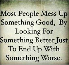 How true ....