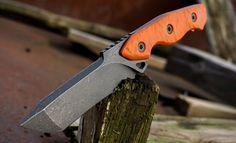 Torbé Custom Knives | Rivet IV
