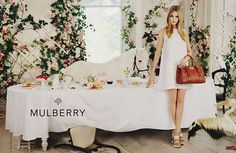 {fashion | ad campaigns : mulberry spring 2014} | Flickr - Photo Sharing!