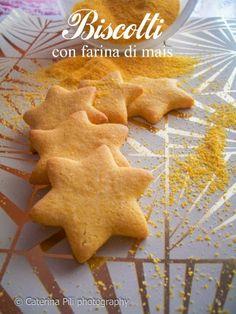 Semplicemente Light: Biscotti con farina di mais