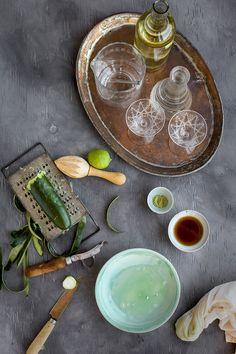 Matcha Cucumber Spritzertini Winetail - CaliZona
