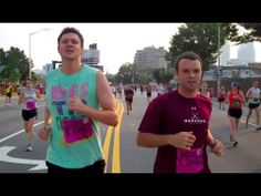 ▶ Tripp and Tyler Run the Peachtree Road Race
