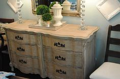 Goodwill Dresser Revamp- Furniture Feature Friday- {Amanda Carol at Home} | The Creativity Exchange