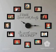 Maybe dining room wall? This clock has been so popular we just got word that we will have more mechanisms toward the end of October. I can place pre-orders for them now! Item #20982, $44.95 per kit. Contact me for any questions or for help with placing your order. Please note: clock hands are different than pictured! This is the old style. We now have a new mechanism that is higher quality and made in the USA!