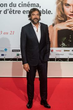 Javier Bardem during the opening ceremony of edition of Lumiere Festival, in Lyon, France, on October (Photo by Nicolas Liponne/NurPhoto via Getty Images) Javier Bardem, Lyon France, Opening Ceremony, October, Honey, Actors, Film, Men, Movie