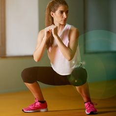 7 Exercises to Get Thighs + Buns of Steel