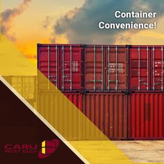 Shipping Container Rental, Shipping Containers, Company Banner, 40ft Container, Spanish English, Double Doors, Business Marketing, Storage Spaces, Around The Worlds