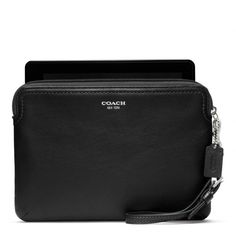 The Legacy Leather E-reader Sleeve from Coach