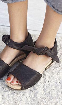 Saskia sandals, Vienna.