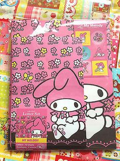 Sanrio My Melody Letter Set 2013 - From Severine