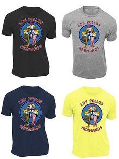Breaking Bad Los Pollos Hermanos Logo... for only $15.87