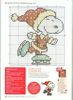 Gallery.ru / Фото #26 - The world of cross stitching 143 - WhiteAngel Xmas Cross Stitch, Cross Stitch Charts, Counted Cross Stitch Patterns, Cross Stitch Designs, Cross Stitching, Cross Stitch Embroidery, Embroidery Patterns, Loom Patterns, Stitch Cartoon