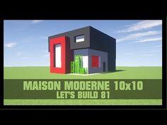 minecraft- petite maison Trouver la visite sur youtube: https ...