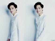 Exo - MCM Exo Korean, South Korean Boy Band, Chanyeol, Tao, Boy Bands, Singer, Fashion, Moda, Fashion Styles