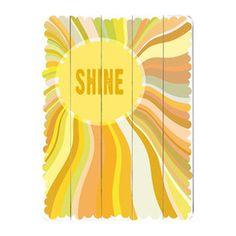 Shine Wall Art