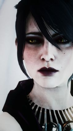 Dragon Age Morrigan Phone Screens