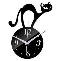 2015 Топ Мода Часы Настенные Часы Reloj Де Сравнению Большие Декоративные Murale Дизайн Модерн Гостиная Кварцевые Часы Бесплатная Доставка купить на AliExpress