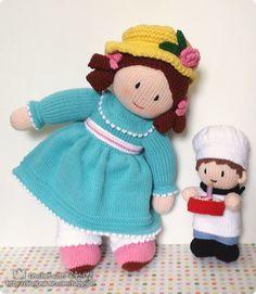 Jean Greenhowe's Emily & chef