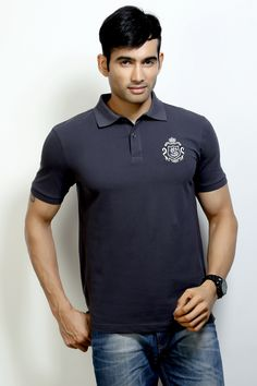 Fashion Polo with an Embroidery to Rock your Weekend