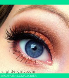 #COLORSOFSUMMER Perfect colors to enhance blue eyes