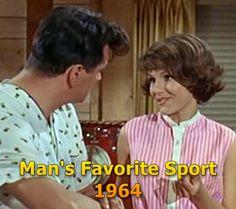 1964 - Man's Favorite Sport? on Pinterest | Sports, Rocks and Posts