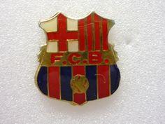 F.C. BARCELONA ENAMEL PIN/BADGE