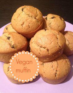 Soffici muffin in versione vegana