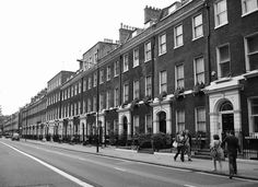 Gower Street...where I had the best time of my life.