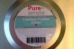 Pure+Simple Flawless Powder @pureandsimpleca