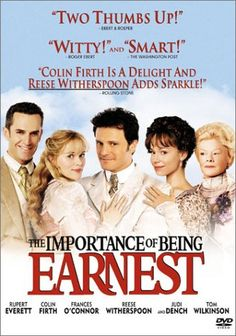 'I do not approve of anything that tampers with natural ignorance. Ignorance is like a delicate, exotic fruit. Touch it, and the bloom is gone.' -The Importance of Being Earnest