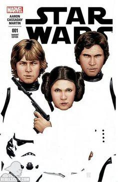Star Wars #1 Variant Cover •John Tyler Christopher