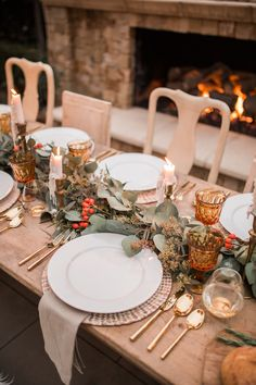 Our Thanksgiving Tablescape - Andee Layne Outdoor Thanksgiving, Thanksgiving 2020, Thanksgiving Table Settings, Thanksgiving Tablescapes, Thanksgiving Decorations, Table Decorations, Small Kids Table, Outdoor Dinner Parties, Outdoor Entertaining