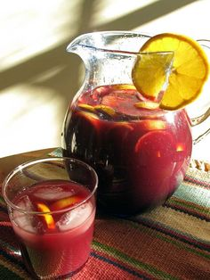 The only Summertime Sangria Recipe you'll need.