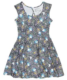 Disney Alice In Wonderland Stained Glass Dress *** New and awesome product awaits you, Read it now  : Women's dresses
