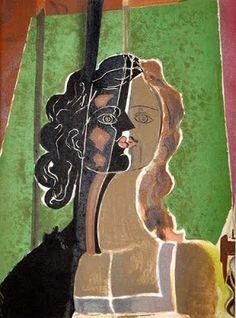 George Braque ✏✏✏✏✏✏✏✏✏✏✏✏✏✏✏✏  ARTS ET PEINTURES - ARTS AND PAINTINGS  ☞ https://fr.pinterest.com/JeanfbJf/pin-peintres-painters-index/ ══════════════════════  Gᴀʙʏ﹣Fᴇ́ᴇʀɪᴇ BIJOUX  ☞ https://fr.pinterest.com/JeanfbJf/pin-index-bijoux-de-gaby-f%C3%A9erie-par-barbier-j-f/ ✏✏✏✏✏✏✏✏✏✏✏✏✏✏✏✏