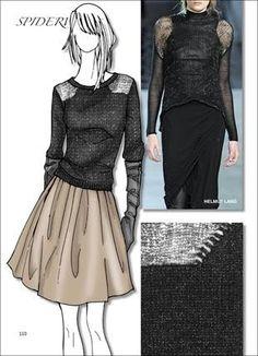 Close-Up Stylebook Knit AW 13-14