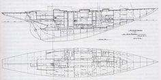 technisch tekening schip - Google zoeken