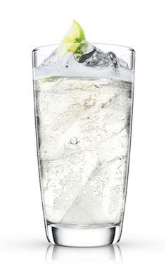 MALIBU & Lemon-lime Soda