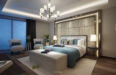 SUITE GUEST BEDROOM - INTERIOR DESIGN - on Behance