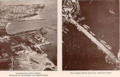 Almanyadan gelen bir zeplin Lt.Gütermann kaptanlığında Yeşilköy'den havalanıp İstanbulun ilk hava fotograflarını çeker
