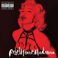 Madonna - Rebel Heart (Super Deluxe Edition) 1-Living For Love, 2-Devil Pray, 6-Bitch I'm Madonna (Feat. Nicki Minaj), 7-Hold Tight, 9-Iconic (Feat. Chance The Rapper & Mike Tyson), 14-Wash All Over Me, 19-Rebel Heart #Madonna #singer #TagsForLikes #RebelHeart #LivingForLove #TFLers #cover #photooftheday #music #pop #singles #2015 #musicoftheday #songs #music #art #followme