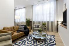 The Block 2016 – Week 11 Challenge Reveal 2 The Block 2016, The Block Australia, Apartment Living, Living Room, Cozy Backyard, Leather Sofa, Home Furnishings, Master Bedroom, Interior Decorating