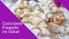 Romanian Desserts, Recipies, Sweets, Cheese, Vegetables, Pastries, Breakfast, Cake, Videos