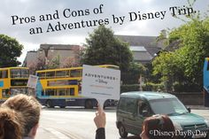 The Pros and Cons of an Adventures by Disney Trip - thinking of taking a trip from the US overseas? Be sure to check out our list of Pros and Cons. #AdventuresByDisney #Disney #Overseas #Ireland