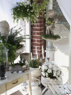 Decorate Your Outdoor Spaces