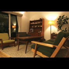 hisashiさんの、部屋全体,間接照明,北欧,北欧インテリア,北欧ヴィンテージ,のお部屋写真